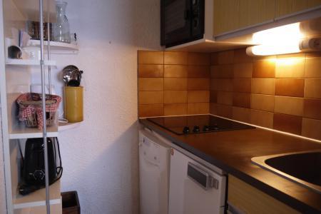 Location au ski Studio mezzanine 4 personnes (F07) - Résidence le Lac Blanc - Méribel-Mottaret - Kitchenette