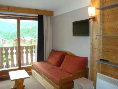 Location au ski Studio coin montagne 4 personnes (308) - Résidence le Plan du Lac - Méribel-Mottaret
