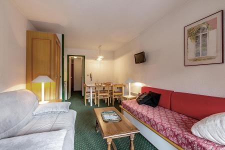 Location au ski Appartement 3 pièces cabine 6 personnes (409) - Résidence le Plan du Lac - Méribel-Mottaret