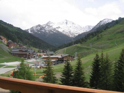 Location au ski Appartement 2 pièces 6 personnes (810) - Résidence le Plein Soleil - Méribel-Mottaret