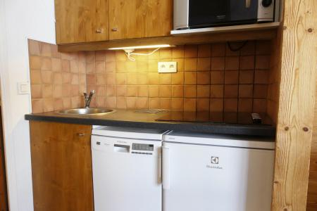 Location au ski Appartement 2 pièces cabine 6 personnes (802) - Résidence le Pralin - Méribel-Mottaret