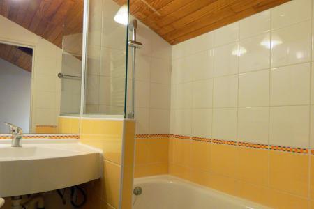 Location au ski Appartement duplex 2 pièces cabine 6 personnes (614) - Résidence le Pralin - Méribel-Mottaret