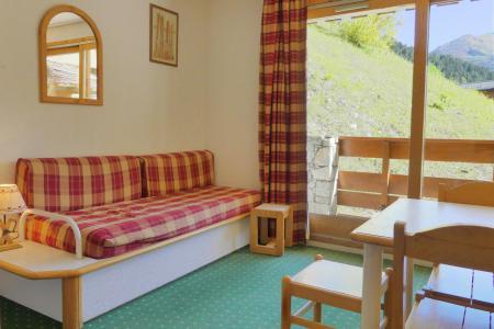 Location au ski Appartement 2 pièces 5 personnes (413) - Résidence le Pralin - Méribel-Mottaret - Séjour