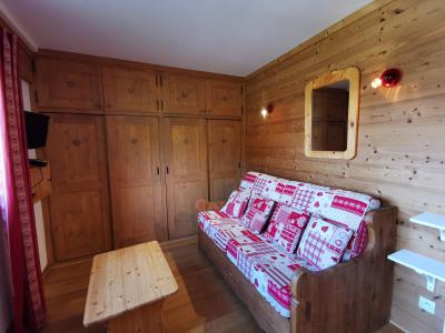 Location au ski Studio 4 personnes (035) - Résidence le Roc de Tougne - Méribel-Mottaret