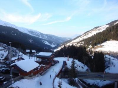 Location au ski Studio 3 personnes (510) - Résidence le Ruitor - Méribel-Mottaret