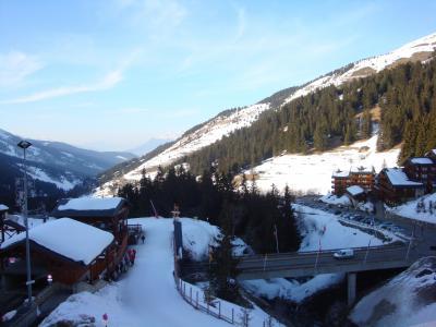 Location au ski Studio 2 personnes (412) - Résidence le Ruitor - Méribel-Mottaret