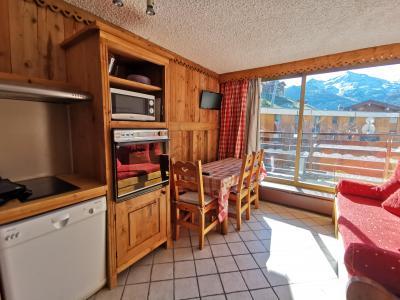 Location au ski Appartement 2 pièces coin montagne 6 personnes (104) - Résidence le Ruitor - Méribel-Mottaret