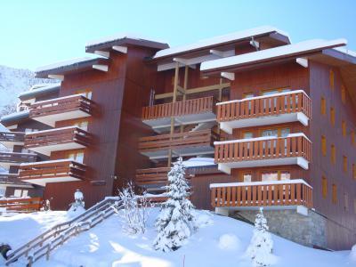 Location Méribel-Mottaret : Résidence les Cimes II hiver
