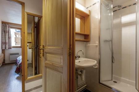 Location au ski Appartement 3 pièces cabine 7 personnes (003) - Résidence les Plattières - Méribel-Mottaret