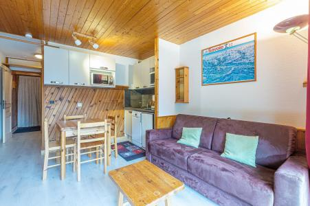 Location au ski Appartement 2 pièces 4 personnes (004) - Résidence les Plattières - Méribel-Mottaret