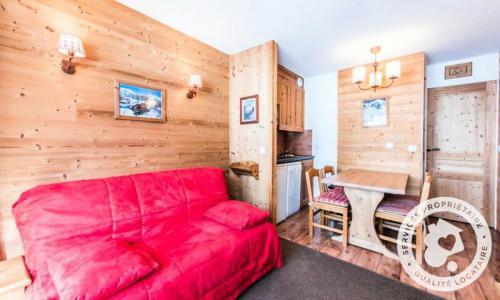 Location au ski Appartement 2 pièces 4 personnes (Confort 28m²-11) - Résidence les Sentiers du Tueda - Maeva Home - Méribel-Mottaret - Extérieur hiver