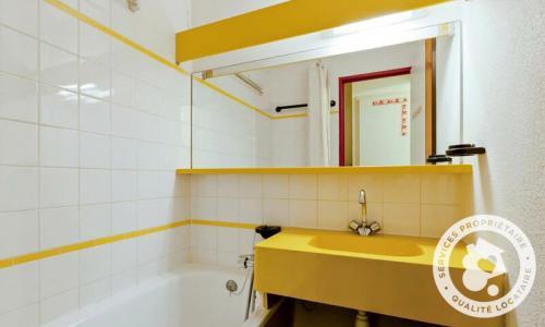 Location au ski Appartement 2 pièces 4 personnes (Confort 28m²-1) - Résidence les Sentiers du Tueda - Maeva Home - Méribel-Mottaret - Extérieur hiver