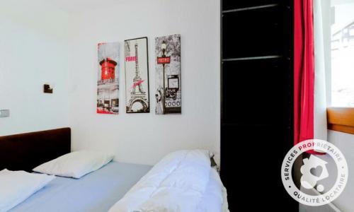Location au ski Appartement 2 pièces 4 personnes (Confort 28m²) - Résidence les Sentiers du Tueda - Maeva Home - Méribel-Mottaret - Extérieur hiver