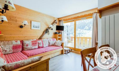Location au ski Appartement 2 pièces 6 personnes (Prestige 30m²-8) - Résidence les Sentiers du Tueda - Maeva Home - Méribel-Mottaret - Salle d'eau