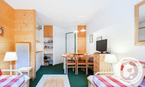 Location au ski Appartement 2 pièces 6 personnes (Sélection 35m²) - Résidence les Sentiers du Tueda - Maeva Home - Méribel-Mottaret - Extérieur hiver