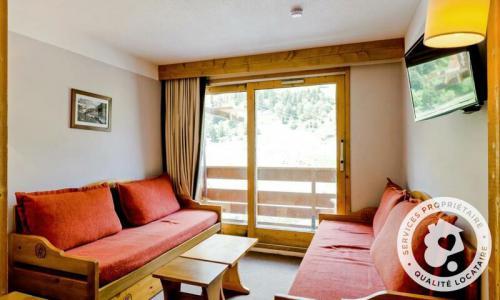 Location au ski Appartement 2 pièces 4 personnes (Sélection 28m²) - Résidence les Sentiers du Tueda - Maeva Home - Méribel-Mottaret - Extérieur hiver