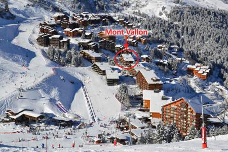 Location au ski Résidence Mont Vallon - Méribel-Mottaret