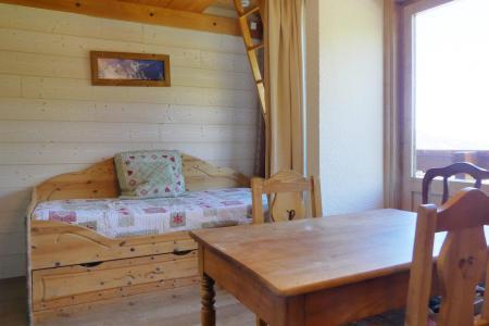 Location au ski Studio 3 personnes (034) - Résidence Mont Vallon - Méribel-Mottaret - Appartement