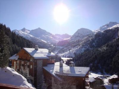 Location au ski Appartement 3 pièces 5 personnes (028) - Résidence Moraine - Méribel-Mottaret