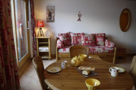 Location au ski Appartement 3 pièces 4 personnes (011) - Résidence Moraine - Méribel-Mottaret