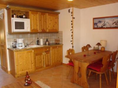 Location au ski Appartement 3 pièces 5 personnes (028) - Résidence Moraine - Méribel-Mottaret - Appartement