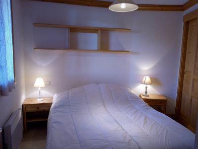Location au ski Appartement 3 pièces 7 personnes (021) - Résidence Moraine - Méribel-Mottaret - Chambre