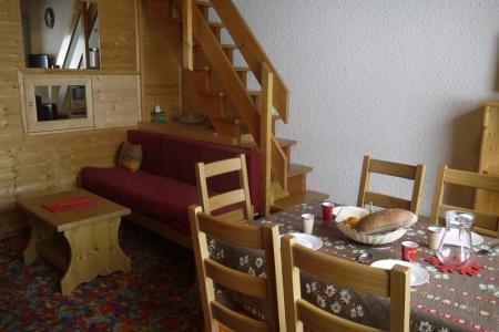 Location au ski Appartement 3 pièces cabine 7 personnes (016) - Résidence Nantchu - Méribel-Mottaret