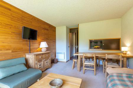 Location au ski Appartement 2 pièces 5 personnes (018) - Résidence Nantchu - Méribel-Mottaret
