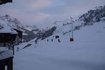 Location au ski Appartement 2 pièces 5 personnes (021) - Résidence Nantchu - Méribel-Mottaret