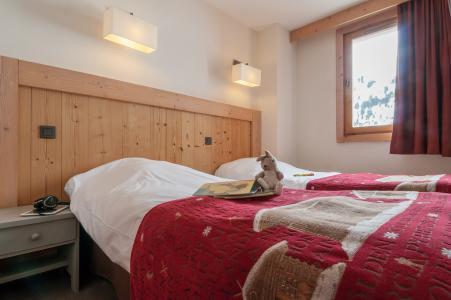 Rent in ski resort Résidence P&V Premium les Crêts - Méribel-Mottaret - Bedroom