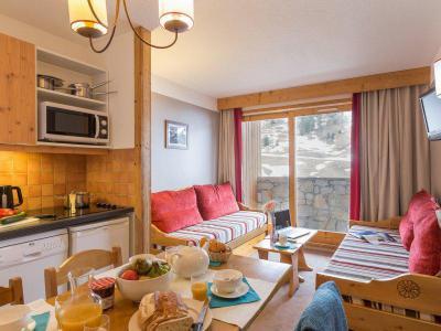 Location Méribel-Mottaret : Résidence Pierre & Vacances les Sentiers du Tueda hiver