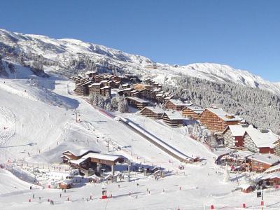 Location au ski Appartement 2 pièces 4 personnes (25) - Résidence Plattières - Méribel-Mottaret