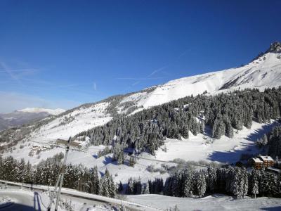 Location au ski Appartement 2 pièces cabine 6 personnes (1301) - Résidence Plein Soleil - Méribel-Mottaret
