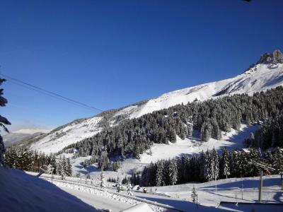 Location au ski Appartement 2 pièces 5 personnes (417) - Résidence Plein Soleil - Méribel-Mottaret