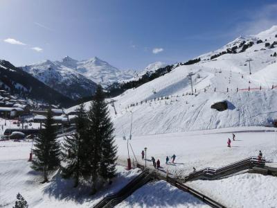 Location au ski Appartement 2 pièces 5 personnes (909) - Résidence Plein Soleil - Méribel-Mottaret