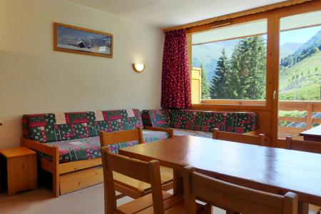 Location au ski Appartement 2 pièces 5 personnes (608) - Résidence Plein Soleil - Méribel-Mottaret