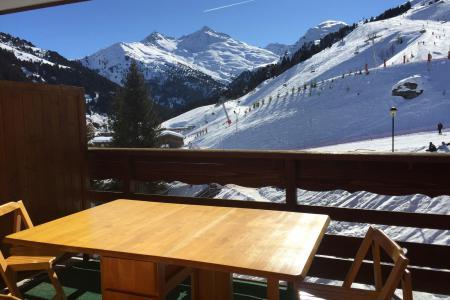 Location au ski Appartement 2 pièces 5 personnes (806) - Résidence Plein Soleil - Méribel-Mottaret