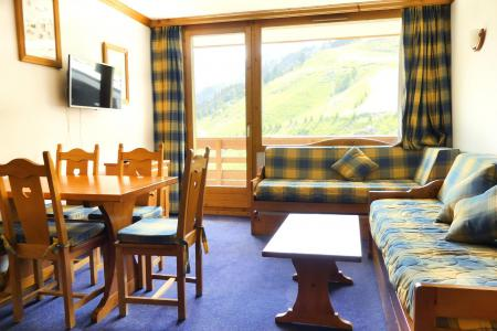 Location au ski Appartement 2 pièces 5 personnes (1105) - Résidence Plein Soleil - Méribel-Mottaret
