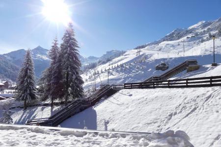 Location au ski Appartement 2 pièces 5 personnes (508) - Résidence Plein Soleil - Méribel-Mottaret