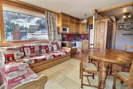 Location au ski Appartement 2 pièces 4 personnes (618) - Résidence Plein Soleil - Méribel-Mottaret