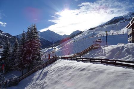 Location au ski Studio 3 personnes (601) - Résidence Plein Soleil - Méribel-Mottaret