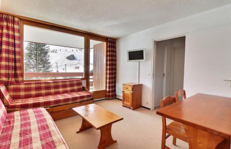Location au ski Appartement 2 pièces 5 personnes (610) - Résidence Plein Soleil - Méribel-Mottaret