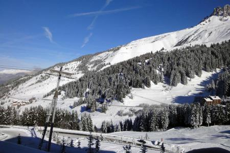Location au ski Appartement 2 pièces 4 personnes (1013) - Résidence Plein Soleil - Méribel-Mottaret