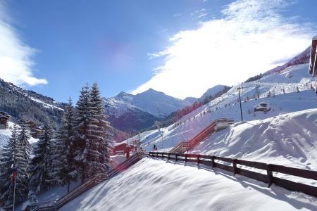 Location au ski Studio 3 personnes (600) - Résidence Plein Soleil - Méribel-Mottaret