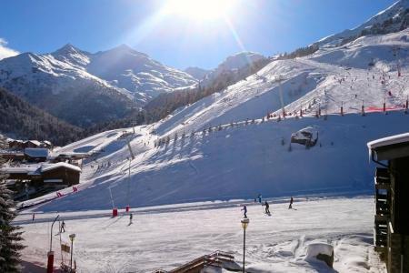 Location au ski Appartement 2 pièces 5 personnes (1004) - Résidence Plein Soleil - Méribel-Mottaret