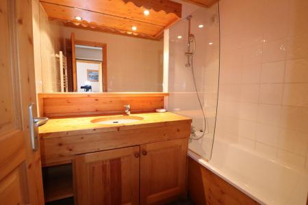 Location au ski Appartement 2 pièces 5 personnes (910) - Résidence Plein Soleil - Méribel-Mottaret