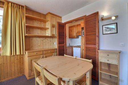 Location au ski Appartement 2 pièces 4 personnes (518) - Résidence Plein Soleil - Méribel-Mottaret - Intérieur