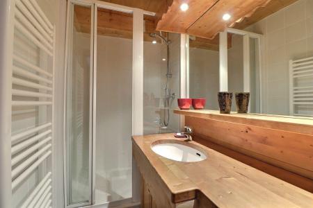 Location au ski Appartement 3 pièces cabine 6 personnes (911) - Résidence Plein Soleil - Méribel-Mottaret