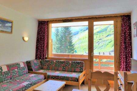 Location au ski Appartement 2 pièces 5 personnes (608) - Résidence Plein Soleil - Méribel-Mottaret - Séjour
