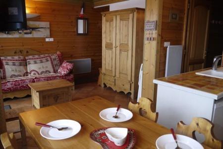 Location au ski Appartement 3 pièces cabine 6 personnes (428) - Résidence Pralin - Méribel-Mottaret